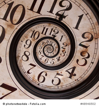 Zeit hat man nicht - Zeit nimmt man sich. (© photonetworkde - Fotolia.com)